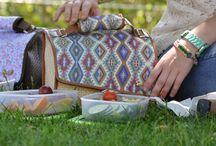 Sunrise Fresh Collection / Cinco nuevos lunchbags con nombre de mujer que derrochan estilo, fuerza, vitalidad y personalidad. Una colección que apetece vivir, una colección que apetece sentir.
