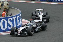 Autoraces / diverse grand prix-wedstrijden