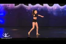 Kalani Hilliker / An amazing dancer from Club Dance Studio