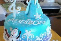 Torten und Cupcakes zu Weihnachten / Christmas cake