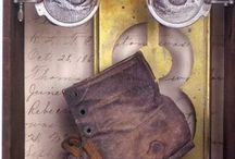 assemblage / by Diane Haddon