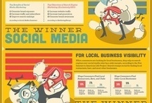 Cool Social Media Info / So much Social Media stuff to learn/know - right?! Here's some cool Social Media Info, curated by the Boot Camp Digital Team (we offer social media & digital marketing training) www.BootCampDigital.com