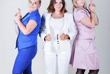 Jesienne trendy | autumn trends / Moda damska na jesien Women's fashion on autumn