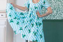 Wear lemonade & robe Daria