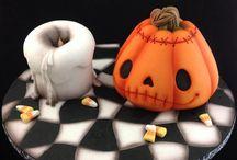 Halloween Cakes & Inspirations