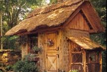 architektura domeçků