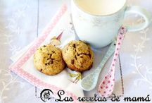 galletas y bombones