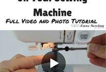 Machine Tips