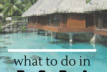 Bora Bora / Places of interest in Bora Bora