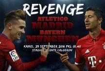 Prediksi Atletico Madrid vs Bayern Muenchen