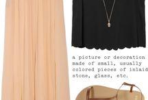 CLOTHES / by Maia Zeno