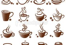 Coffee Stencil Art