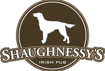 Shaughnessys Pub & Eleven Waters / Come dine with us at Shaughnessy's Pub and Eleven Waters, our two on-site dining options at the Marriott Syracuse Downtown.