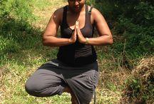 Yoga bush diaries