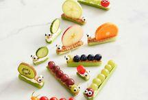 Recipes:  Toddler Snacks