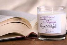 Scents the Moment / Soy Candles, Handcrafted Soap, Bath Bombs & More