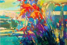 quadri colori