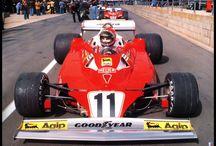 Niki Lauda/Ferrari