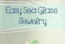 Sea glass Jewelry / Seaglass