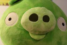 Angry Birds/Bad Piggies