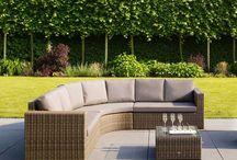Life Outdoor Living Loungegarnitur Fabio / Die Gartenmöbel für den erlesenen Geschmack