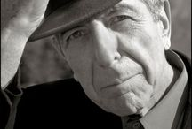 """Cohen / """"Ring the bells that still can ring/Forget your perfect offering/There is a crack in everything/That's how the light gets in"""" ~ from Anthem by Leonard Cohen"""
