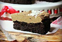 Paleo - Cake & Brownies