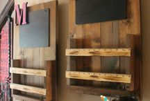 pallet ideas / Things I want to make out of pallets