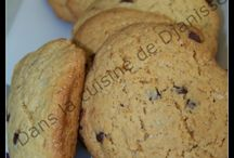 Mes recettes - Biscuits