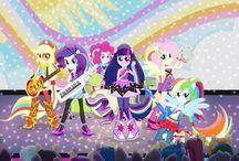 My little pony / Mlp-Eg