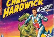 Chris Hardwick: MANDROID / Chris Hardwick's Comedy Central special premiered Nov. 10th, 2012 on #Comedy #Central