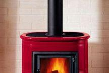 KINDLING + STONE / Fireplace, stoves, stonework / by Liviya Thoreson