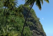 Martinique / Madinina / The Martinique Island is part of the French West Indies (Lesser Antilles). The caribbean with a french taste ! A very good destination for families looking for wonderfull beaches and treks into the tropical forest.