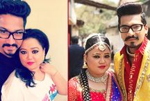 Bharti Singh Gets Hitched / Bharti Singh takes vows and we cant stop gushing on the wedding details