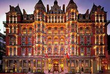 Top Luxury Hotels in UK / The best luxury hotels in UK #hotels #luxuryhotels #designhotels