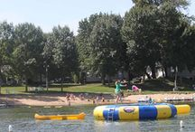 Family Fun / When you stay at Geneva Beach Resort, expect the kids to stay busy all day!