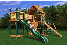 Outdoor Playland / by Deanna Graham