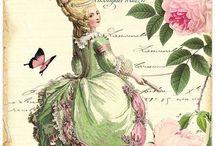 Beautiful Marie Antoinette
