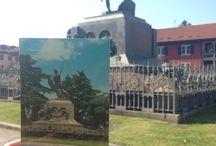 Ghost Photo Art: Legnano / Il paragone tra passato e presente, in una sola foto.