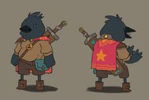 Stady's favorites of Guille Garcia / This boy's art is so awesome! I love the art and the style of his characters. His portfolio: https://www.behance.net/guillegarcia
