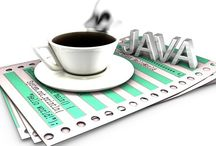 Advanced and Core JAVA -Core JAVA / Advanced and Core JAVA -Core JAVA is based on standalone type language for the development of client side application using JAVA API. Advanced JAVA develops server side application or dynamic work project that works on request/response concept.