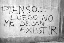 Las paredes hablan - Street art