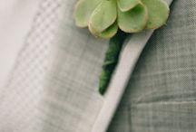 Lapelas (noivos e padrinhos) / Ideias e inspirações para lapelas de noivos e padrinhos.