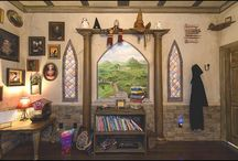 Dream House / All the crazy geeky/nerdy, hipster/indie, and altogether weird stuff I want in my future house.