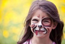 makijaż - dzieci