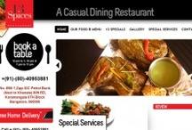Our Work / Portfolio of websites we have created