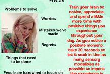 Selfhelp tips / Personal development