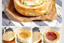 Novel Food Ideas