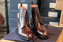 PATINE SHOES - Cordovan Leather
