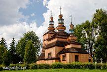 Cerkwie i kościoły